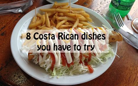 cuisine cr鑪e traditional costa food recipes pixshark com images galleries with a bite