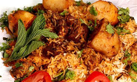 proportion cuisine food stories sindhi biryani blogs com