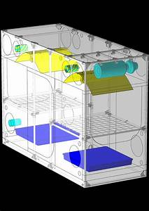 Grow Tent Ventilation Diagram  U2014 Untpikapps