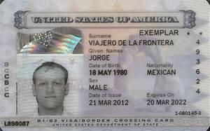 Card Number Visa : border crossing card wikipedia ~ Eleganceandgraceweddings.com Haus und Dekorationen