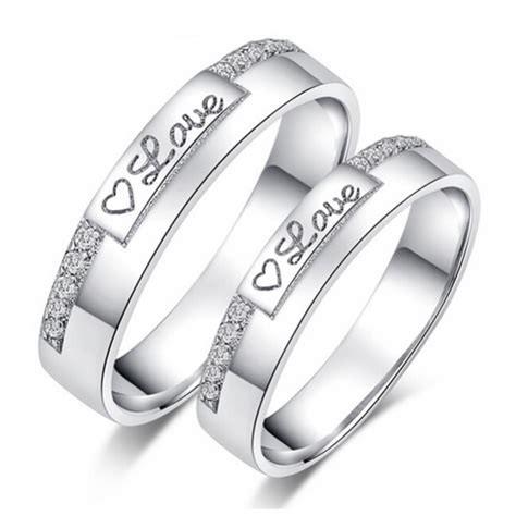 of white gold plated 925 sterling silver