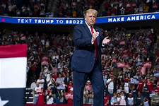 Trump Tulsa rally warnings