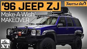 1996 Jeep Grand Cherokee Zj Build For Make A Wish