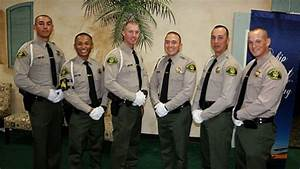 Six New Deputies Join Sheriff's Office