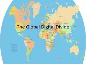 Global digital divide niamh and ben