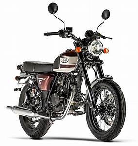 Moto 125 2017 : mash 125 seventy five 2017 fiche moto motoplanete ~ Medecine-chirurgie-esthetiques.com Avis de Voitures