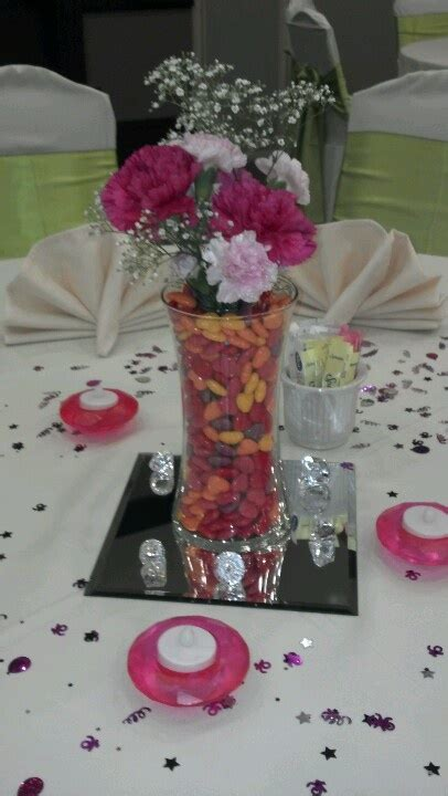 Sweet Table Vases by 181 Best Sweet 16 Bday Images On