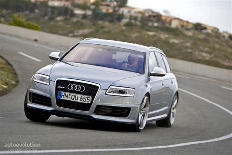 Audi Rs6 Avant Specs & Photos
