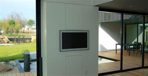 meuble penderie chambre agencement de placard dressing meuble tv