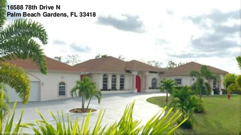 palm gardens florida home for sale 16588 78th