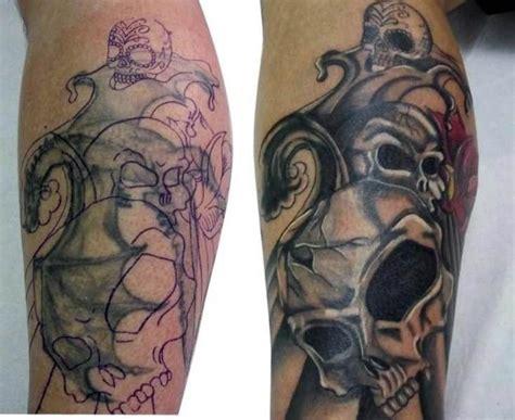 tapado de tatuajes hamahiru ink estudio de tatuajes en