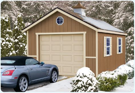 sheds for less 12x24 wood storage garage shed kit