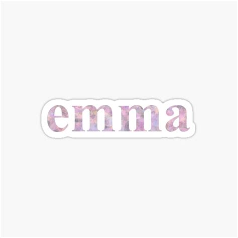 name stickers redbubble