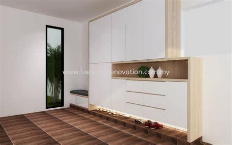 Bedroom Cabinet Design Malaysia by Shoe Cabinet Design Jb Johor Bahru Malaysia Renovation