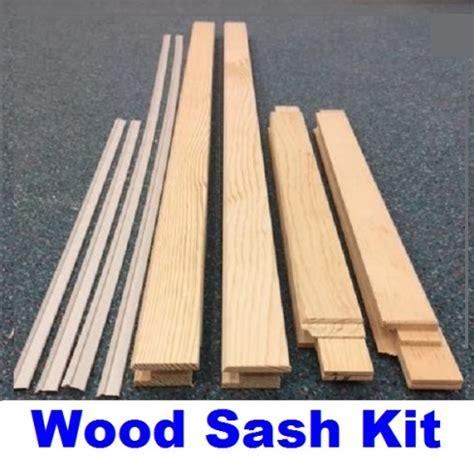 replacement wood casement double single hung window sash kits truth window hardware