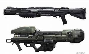 SPARTH - Halo 4 UNSC and Forerunner weapons. thanks to the...