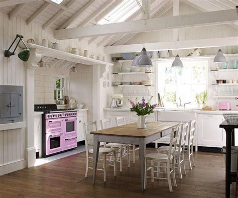 Cucina Shabby Chic by Cucine Shabby Chic 50 Idee Per Arredare Casa In Stile
