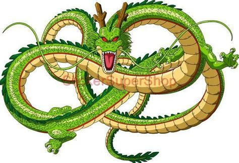 Shenron Dragon Ball Z Decal Removable Wall Sticker Art