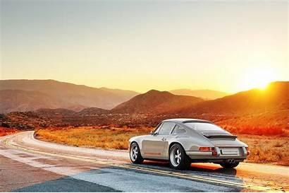 Singer Porsche Reimagined Autoblog Vehicle