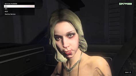 Gta V First Person Mode Prostitute Fullservice Youtube