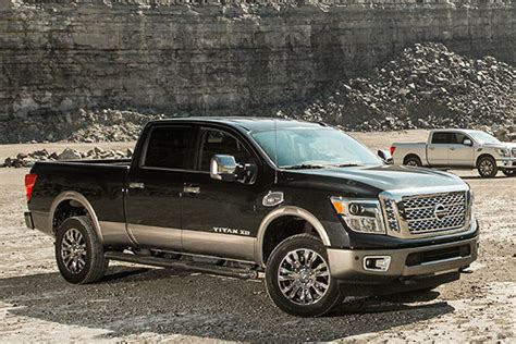 nissan titan xd review