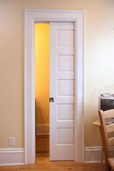 Pocket Closet Door by Best 25 Pocket Doors Ideas On Pocket Doors