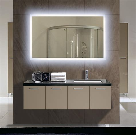 Bathroom Wall Lights For Mirrors by 20 Lighted Vanity Mirrors For Bathroom Mirror Ideas