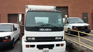 Sell Used 2000 Isuzu Ftr Box Truck In Rosedale  Maryland