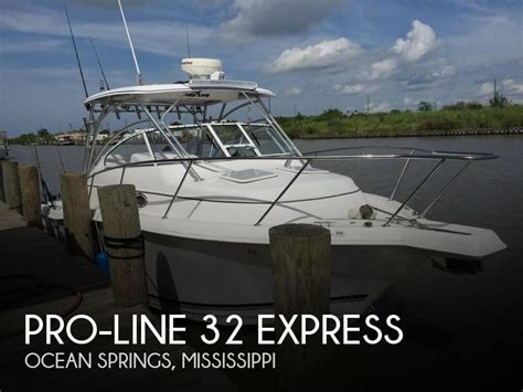 Xpress Boat Dealers In Ms by Canceled Pro Line 32 Express Boat In Springs Ms