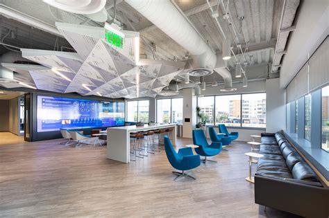 modern office space corporate interiors dirtt dirtt