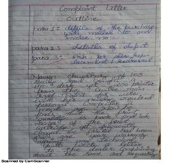 notice formatclass  englishcbse notesgen notesgen