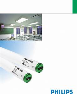 Philips Work Light 800 Series T12 User Guide