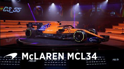 mclaren formula  introducing  mcl