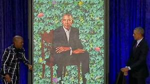 Obamas' official portraits unveiled - CNNPolitics
