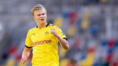 Haaland put on a show vs. Bundesliga | Last-gasp Erling Haaland goal for Borussia ...