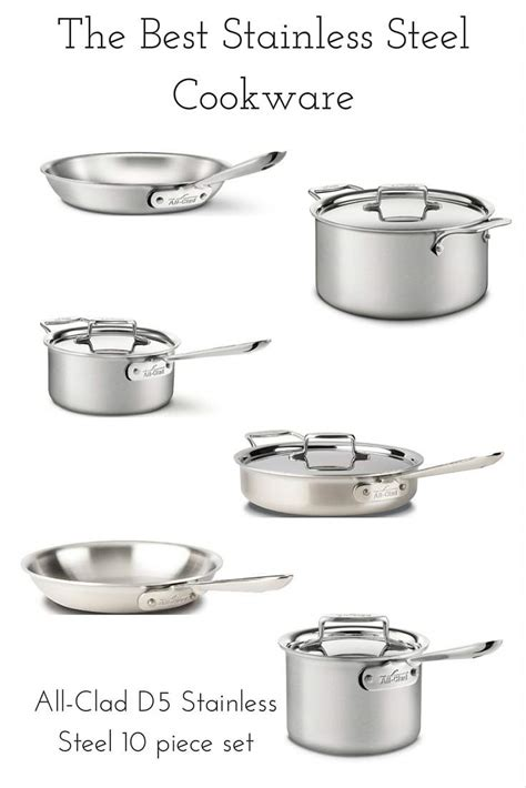 cookware stainless steel rated lifetime last