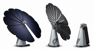 Smartflower POP All-In-One Solar System - Design Is This