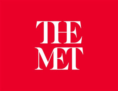 brand new new logo and identity for the met by wolff olins