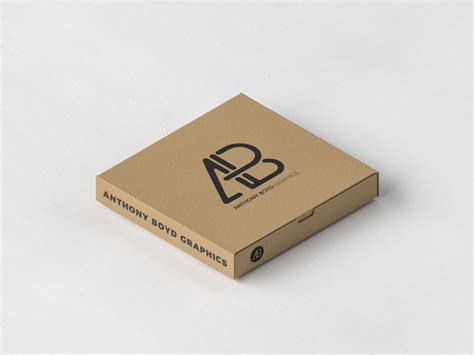 World's best curated collection of mockups for designers. Free Pizza Box Packaging Mockup - DesignHooks