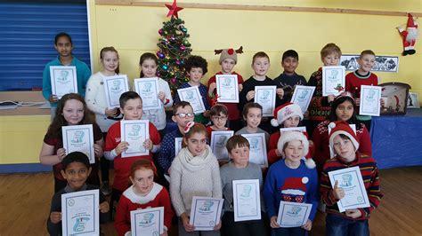 awards class illistrin national school