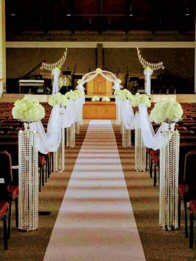 aisle decorationschandelier centerpieces chandelier
