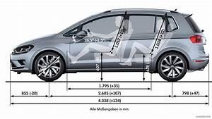 Dimensions Golf 5 : 2014 volkswagen golf sportsvan dimensions hd wallpaper 47 1920x1080 ~ Medecine-chirurgie-esthetiques.com Avis de Voitures
