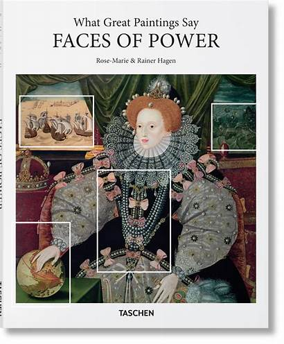 Paintings Say Power Faces Taschen Books Basic