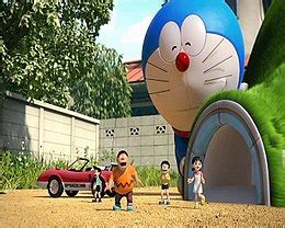 doraemon il film wikipedia