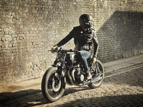 Honda 550 Cafe Racer Motorcycle