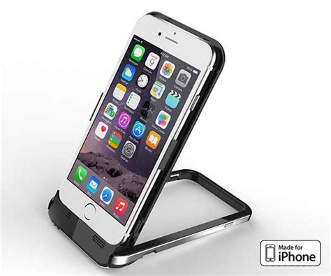 istand  iphone  case  backup battery  stand