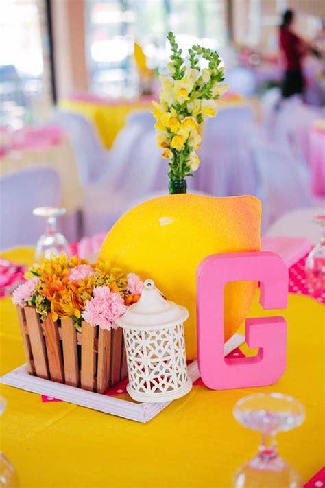 kara 39 s party ideas pink lemonade girl summer 1st birthday kara 39 s party ideas pink lemonade birthday party via kara 39 s