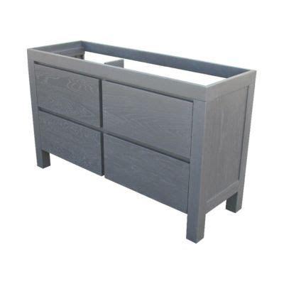 meuble sous vasque noir cooke lewis harmon 140 cm castorama
