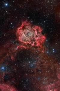 White Rose Nebula - Pics about space