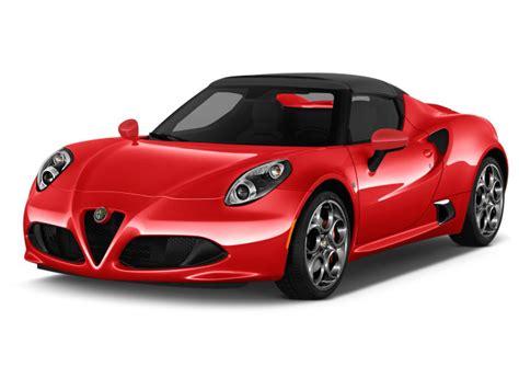 Alfa Romeo Spider Price by 2019 Alfa Romeo 4c Spider Pictures Photos Gallery The